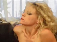 Blonde MILF bangs a Clown in Jacuzzi