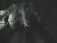 Jeune couple baise dans la limousine Onie from 1fuckdatecom
