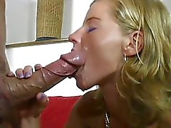 Cum hungry sluts cleaning up your cream