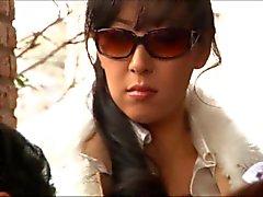 Japanska kinky slav fru boskap