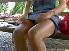 Teen Sex In Een Park