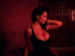 Reizvolles Denise Milani alten Stil - nicht Nackt