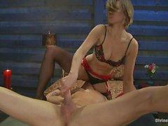 maitresse madeline coppia sesso vaginale masturbazione