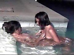 aziatisch lesbiennes tieners