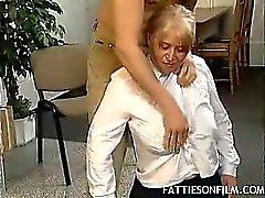 Graisse Hôtesse de Fucked