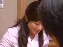 Japanse prinses en extreme vinger