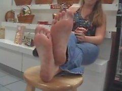 Venus' Ticklish Size 11.5's