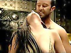 Евы Грин большие сиськи на грубым сцены секса