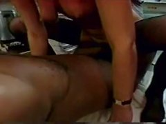 Blond Slut takes a 18 Inch Cock