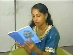 Hairy Mature Indische Vrouw Hoer hunkert Cock