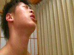 Japan Sport hübscher Kerl Sex-Funktion