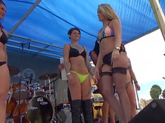 Roundup Bike Fest and Bikini Contest Davie Florida 2016