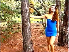 There's A Nymph Tran In The Forest