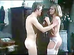 Classic Blonde In Roze Pussy Hardcore