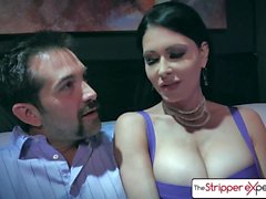 L'expérience Stripper - Jessica Jaymes & Silvia Saige