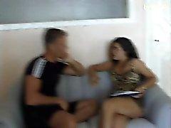Brasilianska Thais Vieira Interview Rocco