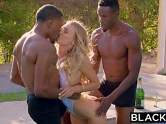 BLACKED Natalia Starr Services Athletes BBC
