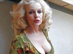 LAURA (German Granny): SALOPE DIRTY OLD