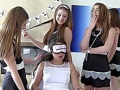 Sorority hermanas Tortura y la cogida nuevo compromiso