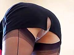 Женское милф шпионская висио телок