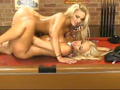 Lucy Summers y Dannii Harwood 21.02.2015