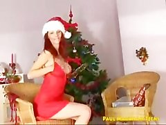 Piper Fawn Fucks Her Pussy For The Holidays