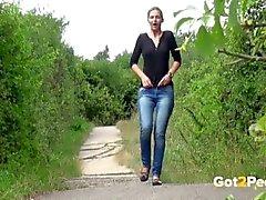 Got2Pee - Compilación Mujer Peepers 004