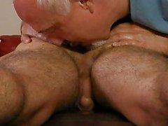 Старые геев предоставляет Качок шпильки массажа хуй