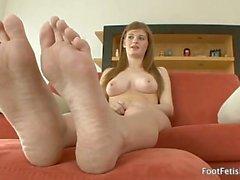 Fuß Fetisch Täglich - kennenlernen Faye Reagan (2009) Faye Reagan