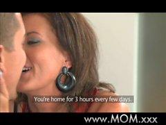 Trabajar esposa Maduras MOM follada