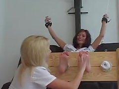 Britney Crissys Moran Tickles