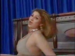 Пакистана красивая Bigboobs тетушка обнаженном танца в ее спальне
