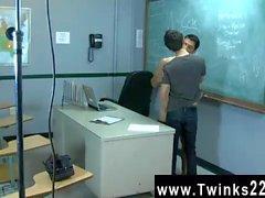 Sexo Gay Sólo otro día en la oficina Enseñe Bellezas homosexuales ! de jason de Alcock