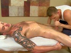Ícone masculino Cum On The Table Massage
