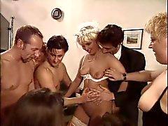 bröllop orgy