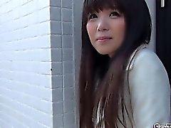 Азиатский подростков вспышка трусы