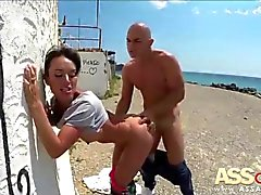franceska jaimes paar vaginalen sex