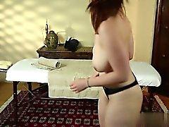 Hot wife ass creampie