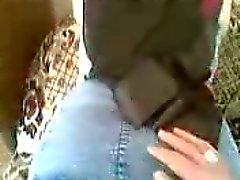 Arabian колледж девушка в хиджабов