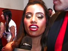 Alexis Ford, Lupe Fuentes at the AVN awards
