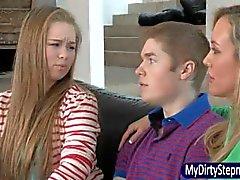 Madison Chandler neemt BF om Brandi Liefde
