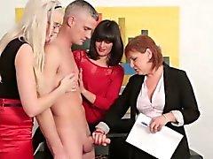 Femdom humiliation with Stephanie Blows