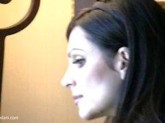 Denise Milani genomskåda
