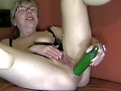 anaal komkommer