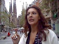 CHICA CALIENTE de n153 de dos chicas Anal españolas en del gangbang