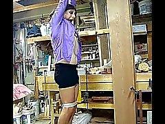 Leña taller servidumbre