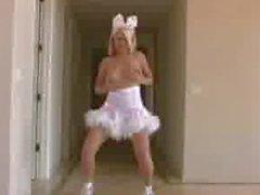 Alison Angel Bunny Tanz