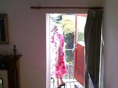 Johanna at Holiday Cottage