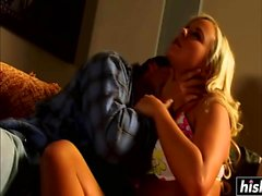 Bree Olson recebe um golpe anal
