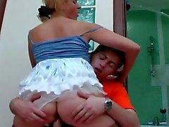 mom et garçon